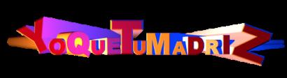 Logo - yoquetumadriz.com