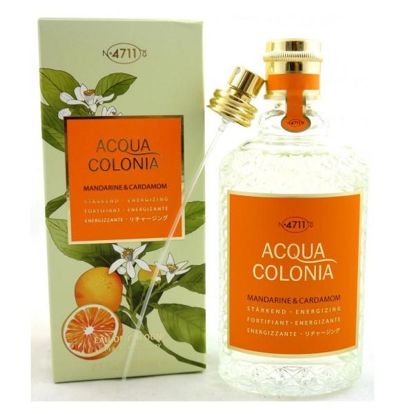 4711 acqua colonia mandarine & cardamom eau de cologne 170ml vaporizador