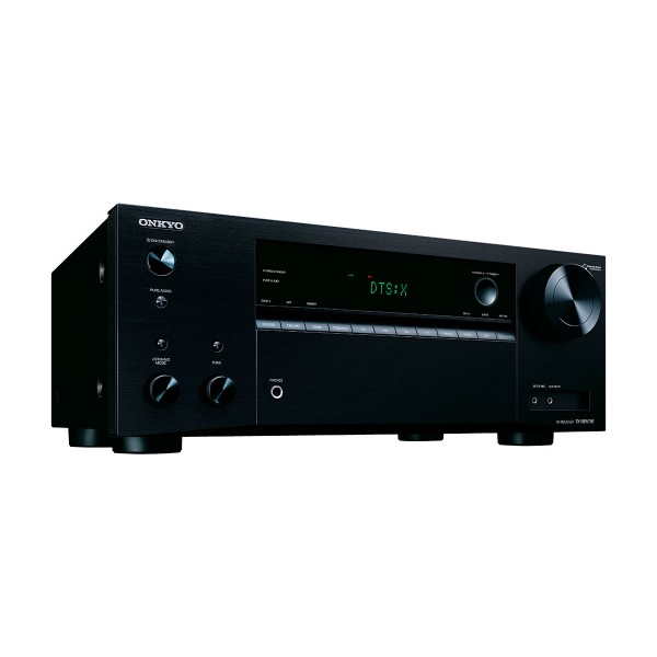 Onkyo tx-nr575e negro receptor a/v de red de 7.2 canales compatible dolby atmos 4k hdr dolby vison 135w por canal