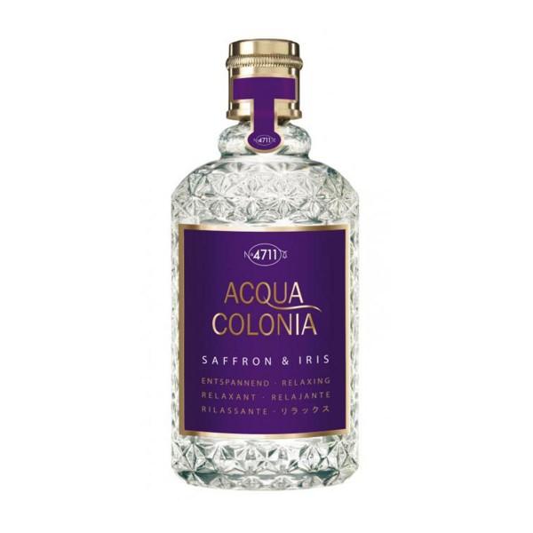 4711 acqua colonia azafraniris eau de cologne 50ml vaporizador