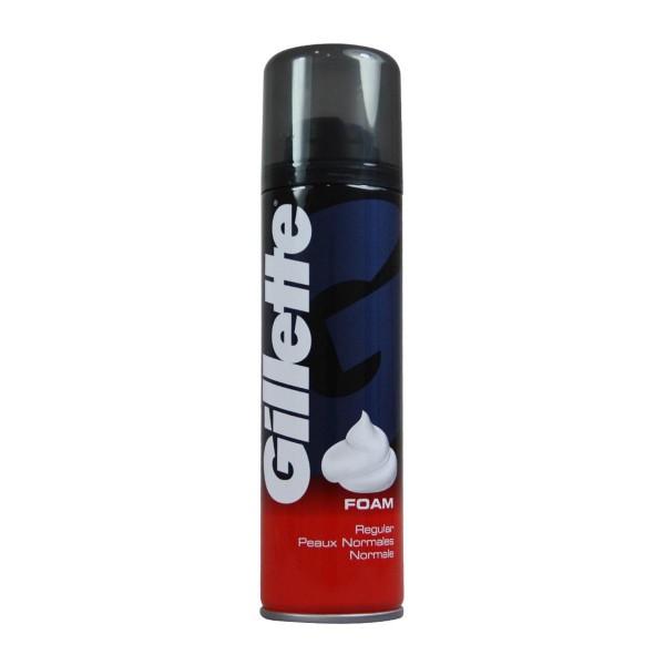 Gillette espuma de afeitar 200ml