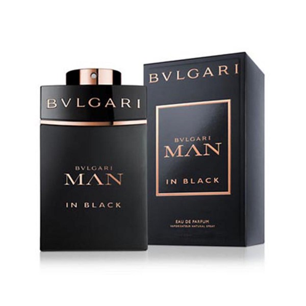 Bvlgari man in black eau de parfum 100ml vaporizador