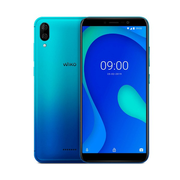Wiko y80 azul móvil 4g dual sim 5.99'' tft hd+/8core/32gb/2gb ram/13+2mp/5mp