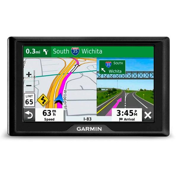Garmin drive 52 mt-s gps con mapas preinstalados de toda europa pantalla de 5''