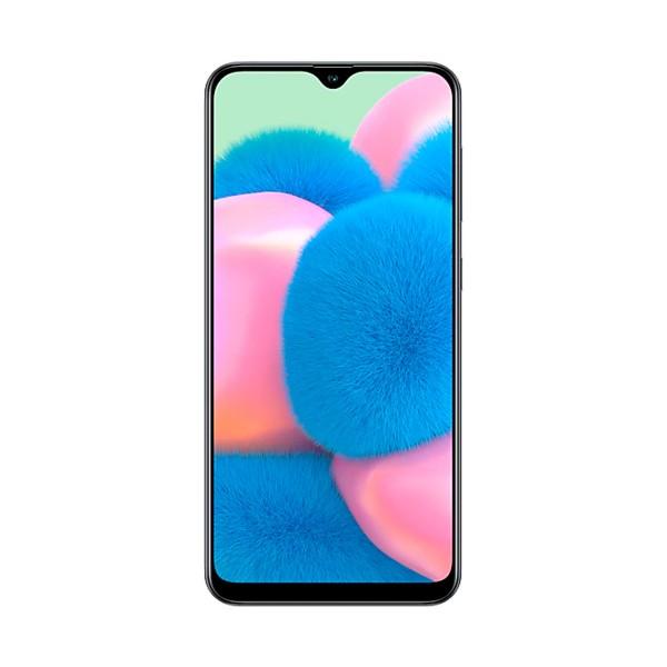 Samsung galaxy a30s negro móvil 4g dual sim 6.4'' super amoled hd+/8core/64gb/4gb ram/25+5+8mp/16mp