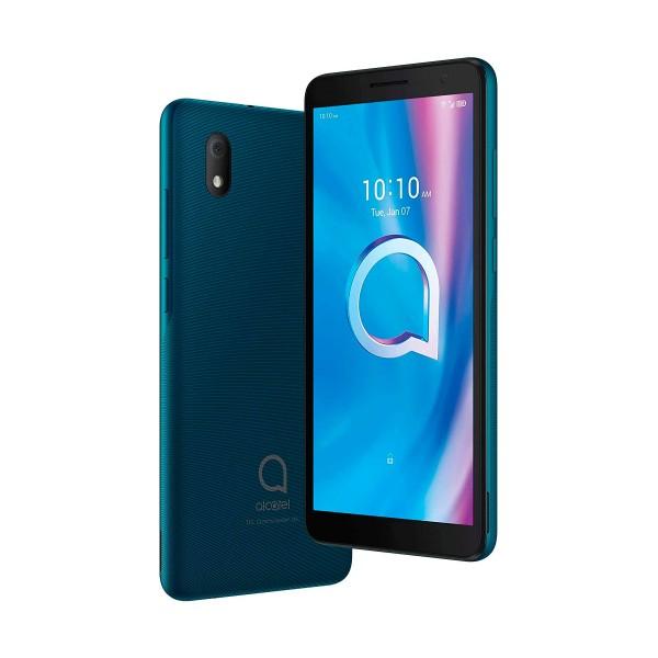 Alcatel 1b verde pino móvil 4g dual sim 5.5'' ips hd+ quadcore 32gb 2gb ram cam 8mp selfies 5mp